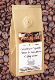 Colombian Organic Mesa de los Santos Coffee Beans – Fair Trade
