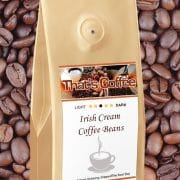 Irish Cream Coffee Beans