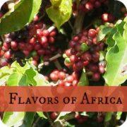 Flavors of Africa Coffee Sampler