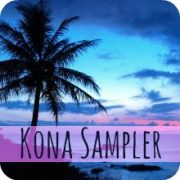 Hawaiian Kona Coffee Gift Basket