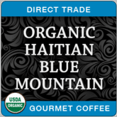 Organic Haitian Blue Mountain Estate Coffee