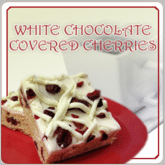 White Chocolate Cherry Flavored Coffee