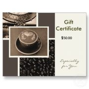 $50 Gift Certificates