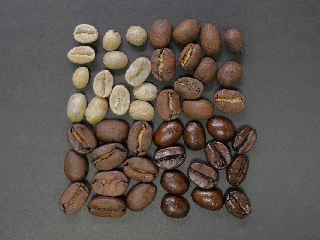 perfect coffee beans