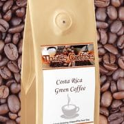 Costa Rica Green Coffee